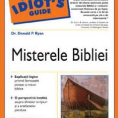 Donald P. Ryan - Misterele Bibliei - Biblia, Curtea Veche