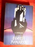 A.Stepanov - Familia Zvonariov - continuarea roman Port Arthur -Ed. 1963