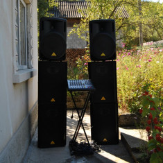 Vand URGENT sistem audio Behringer! - Console DJ