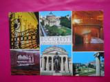 HOPCT 10763  ROMANIA BUCURESTI -ATENEUL ROMAN          [ CIRCULATA ]