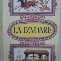 La izvoare/poveşti, poezie populară/cercetări folclor de Grigore Botezatu/1991 - Carte mitologie