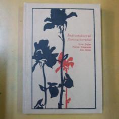 Livia Stefan V. Canarache Indrumatorul floricultorului Bucuresti 1966 - Carte gradinarit