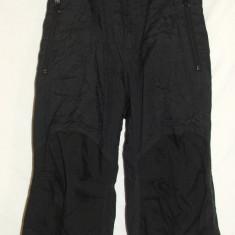 Pantaloni iarna copii - nr 116, Negru