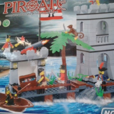 Corabia piratilor lego - LEGO Pirates