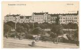 1573 - TIMISOARA, market KUTTI - old postcard - unused