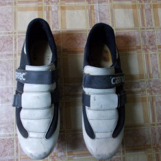 De Vanzare Adidasi/Papuci de Ciclism Sosea SPD Carnac Carbon Nr. 43-43.5 - Echipament Ciclism, Incaltaminte