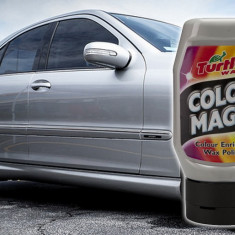 Polish Auto Argintiu Color Magic Turtle Wax pentru Vopsea Neglijata Matuita