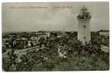 368 - SULINA, Tulcea, lighthouse - old postcard - used - 1908, Circulata, Printata