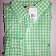 Camasa originala Polo Ralph Lauren - barbati M-100% Autentic