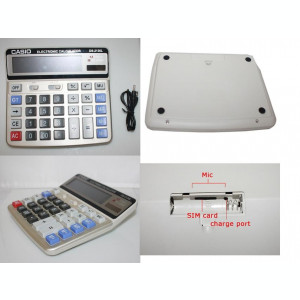 Calculator Casio Spion Spy Gsm