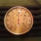 Termometru Celsius si Fahranheit