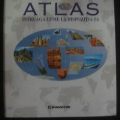 COLECTIA ATLAS * INTREAGA LUME LA DISPOZITIA TA {6 bibliorafturi, 100 numere} - Carte de colectie