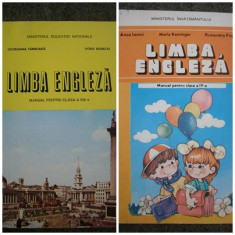 Manuale Engleza - Curs Limba Engleza