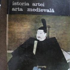 ISTORIA ARTEI -ARTA MEDIEVALA- ELIE FAURE -BUC.1988 - Carte Istoria artei