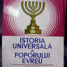 Istoria universala a poporului evreu - Istorie