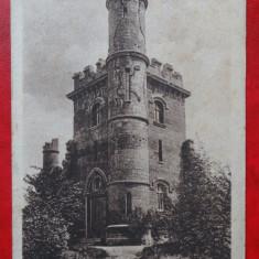 Carte postala - Craiova - Parcul Bibescu - Castelul Cetatuia