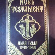 NOUL TESTAMENT 1988 - Carti Crestinism