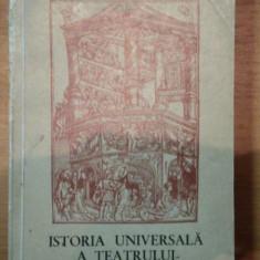 ISTORIA UNIVERSALA A TEATRULUI - ION ZAMFIRESCU VOL.2 - Carte Cinematografie