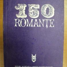 150 ROMANTE- MIA BARBU, BUC.1976 - Muzica Dance