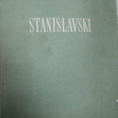 LECTIILE DE REGIE ALE LUI STANISLAVSKI, CONVORBIRI SI NOTE DE LA REPETITII - N.GORCEAKOV 1952 - Carte Teatru