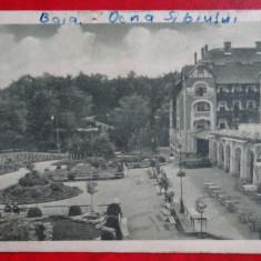 Carte postala - Baia Ocna Sibiului