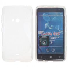 Husa transparenta silicon Nokia Lumia 625