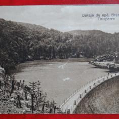 Carte postala - Barajul de apa Breazova - Valiug