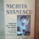 INGERUL CU O CARTE IN MAINI de NICHITA STANESCU - Roman