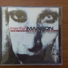 CD Marilyn Manson & Spooky Kids– Dancing With The Antichrist - Muzica Rock