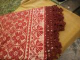 Macat  vechi  de  pat  din  lana