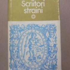 SCRIITORI STRAINI