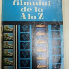 Tehnica filmului de la A la Z - Carte Teatru