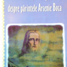 MARTURII DIN TARA FAGARASULUI DESPRE PARINTELE ARSENIE BOCA 2004 - Carti Crestinism