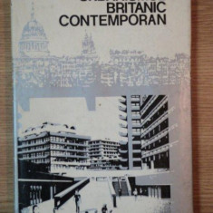 URBANISMUL BRITANIC CONTEMPORAN de MIRCEA ENACHE, 1979 - Carte Arhitectura