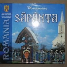 SAPANTA MARAMURES, 2006 - Carte Fabule