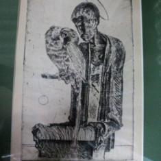 GRAVURA - Pictor roman
