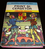 PRINT SI CERSETOR - Mark Twain, Alta editura, 1986