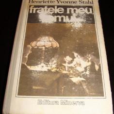 FRATELE MEU OMUL - Henriette Yvonne Stahl