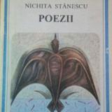 POEZII- NICHITA STANESCU - Roman, Anul publicarii: 1988