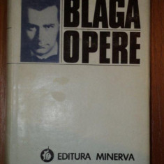 OPERE, VOL.II, POEZII POSTUME-LUCIAN BLAGA, BUC.1984 - Roman