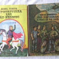 Doua carti pentru copii Editura FACLA: