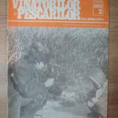 REVISTA '' VINATORILOR SI PESCARILOR '' DIN ROMANIA, NR. 2, FEBRUARIE 1990