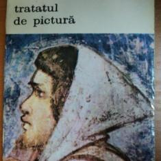 TRATATUL DE PICTURA-CENNINO CENNINI, BUCURESTI 1977 - Carte Istoria artei