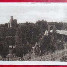 Carte postala - Craiova - Parcul Bibescu - Podul