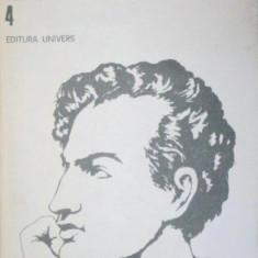TEATRU 4-BYRON 1990 - Carte Teatru