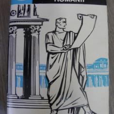CUM TRAIAU ROMANII de NICOLAE LASCU, 1965 - Istorie