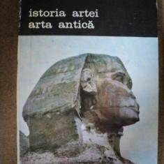 ISTORIA ARTEI- ARTA ANTICA -ELIE FAURE -BUC. 1988 - Carte Istoria artei