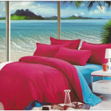 Lenjeriile Uni pentru pat dublu - Lenjerie de pat