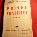 I.St.Ioachimescu -Prispa Vraciului -Roman -Prima Ed. 1934, Alta editura