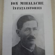 ION MIHALACHE IN FATA ISTORIEI
